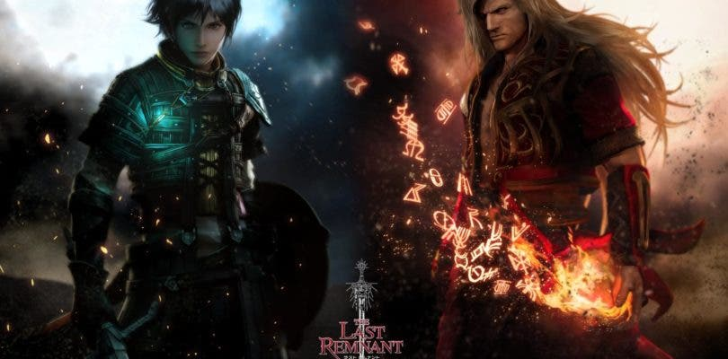 El RPG The Last Remnant será retirado de Steam en septiembre