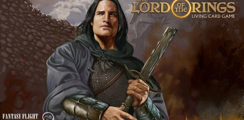 Ya disponible en Early Acces The Lord of The Rings: Living Card Game
