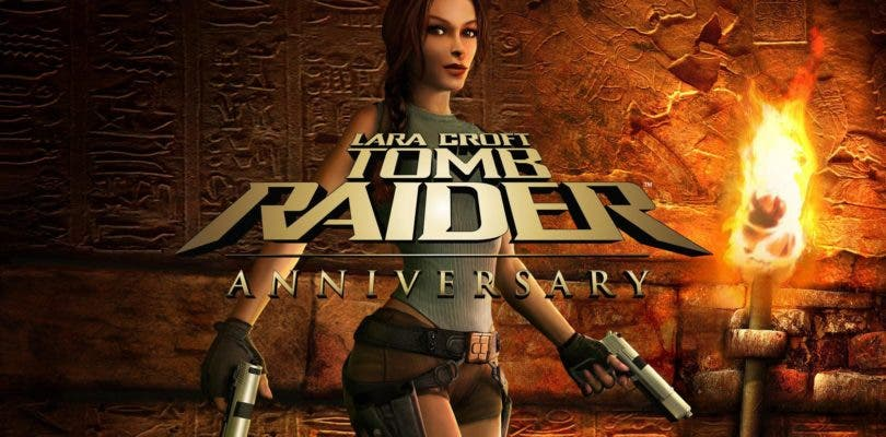 Tomb Raider: Legend y Tomb Raider Anniversary ya son retrocompatibles