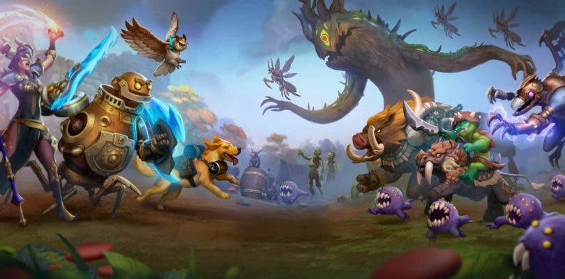 Torchlight Frontiers se muestra en su primer gameplay