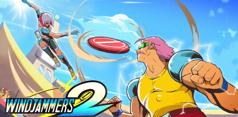 Dotemu anuncia Windjammers 2 para PC y Switch