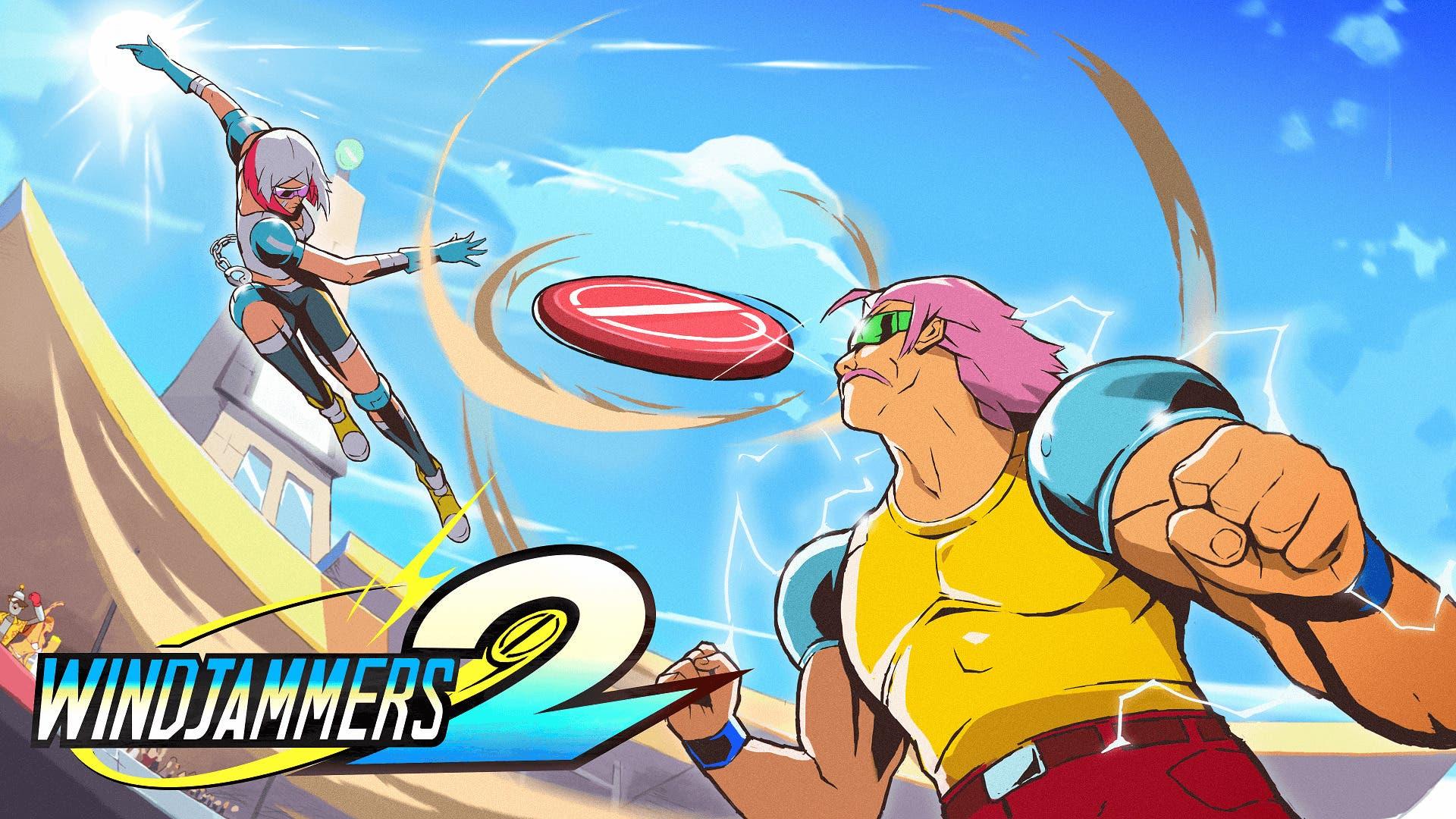 Imagen de El primer gameplay de Windjammers 2 muestra habilidades y personajes
