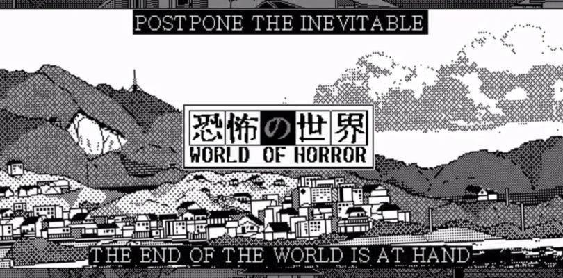 World of Horror mezcla el terror japonés con la inspiración lovecraftiana