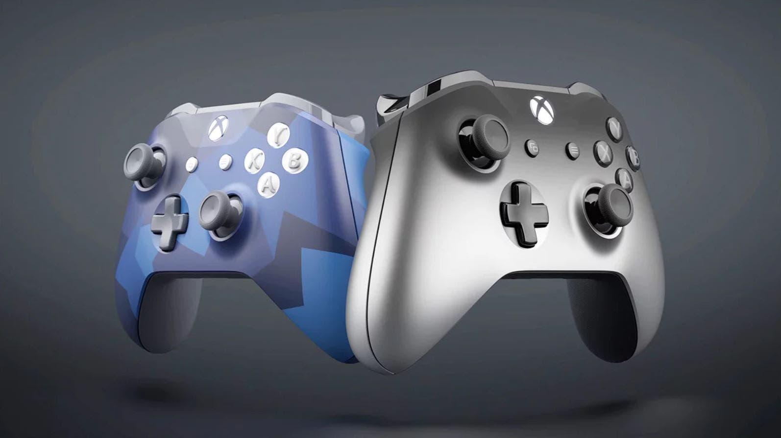 Imagen de Xbox Design Lab introduce dos nuevos diseños para personalizar el mando