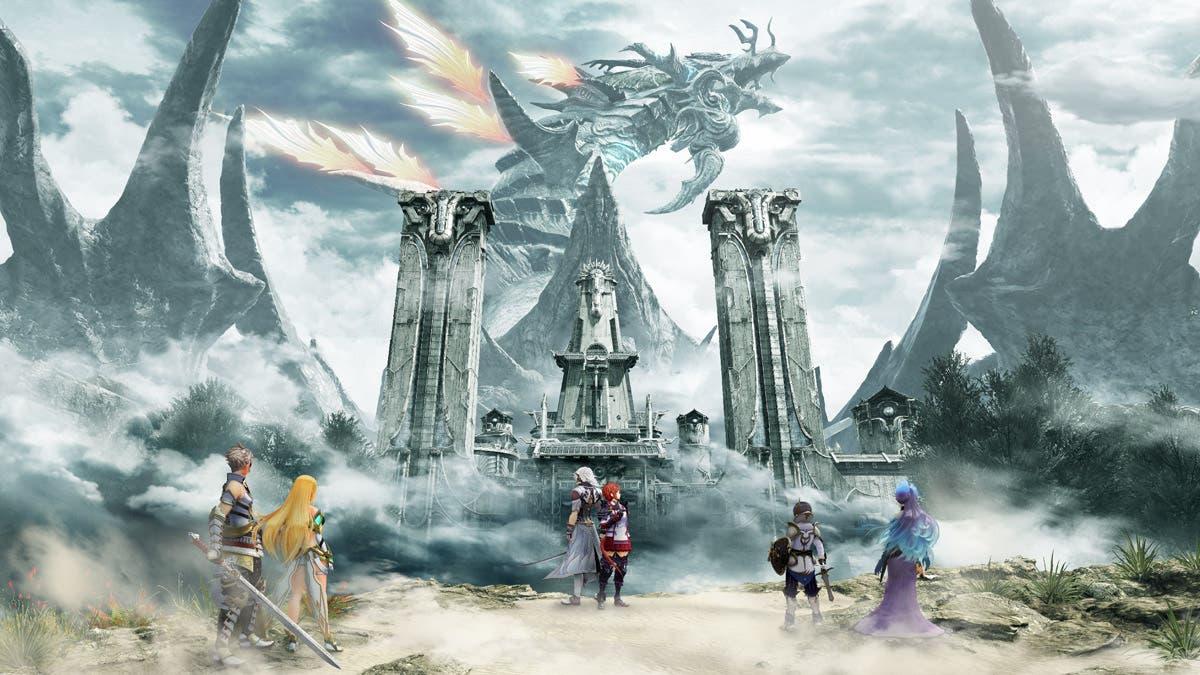 Imagen de Xenoblade Chronicles 2 ofrece nuevos detalles sobre su expansión