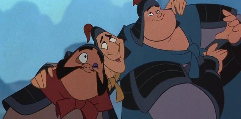 Yao, Ling, y Chien Po llegan al nuevo live-action de Mulan