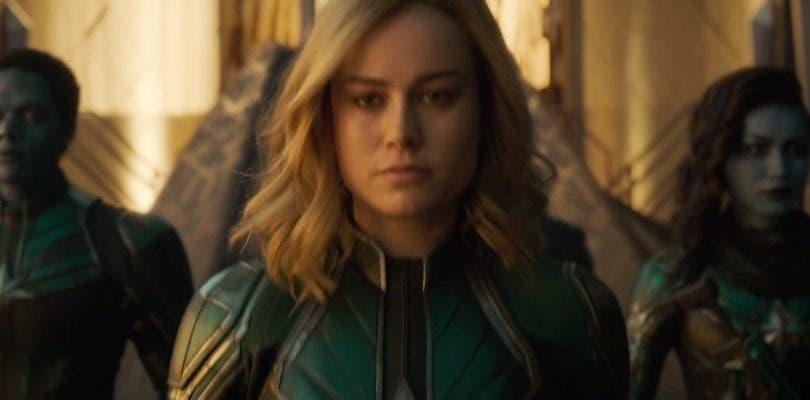 La historia de Capitana Marvel transcurrirá a mediados de los años 90