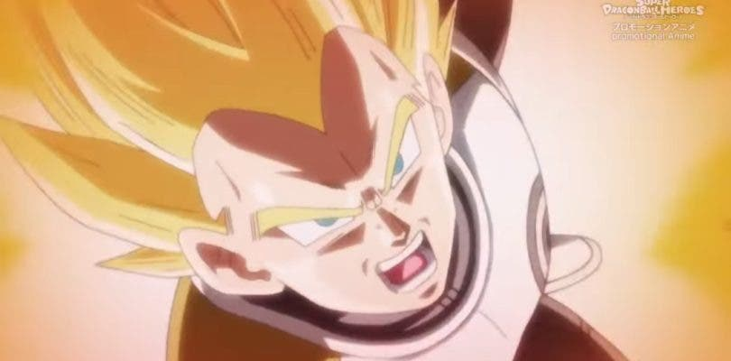 Anunciado Super Dragon Ball Heroes World Mission para Nintendo Switch