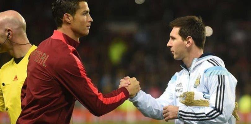 Estas son la media y stats de Cristiano Ronaldo y Messi en FIFA 19
