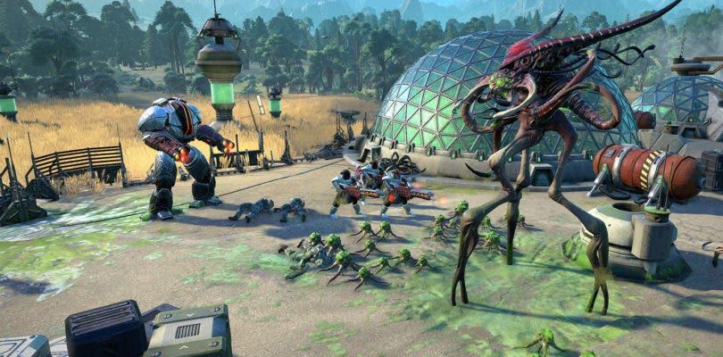 Observamos el primer gameplay de Age of Wonders: Planetfall