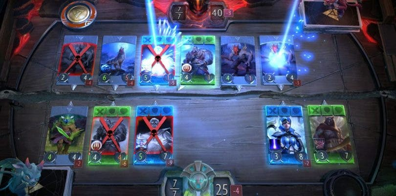 Artifact ya está disponible en su versión final y lo festeja con un vídeo