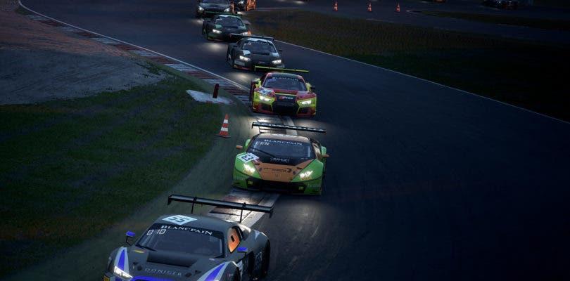 Assetto Corsa Competizione se estrena en Steam Early Access con un tráiler