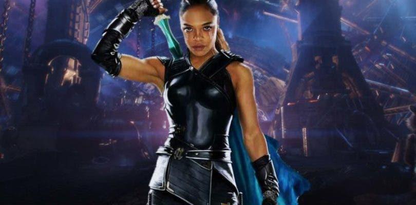 Tessa Thompson se estaría preparando para volver como Valquiria a Avengers 4
