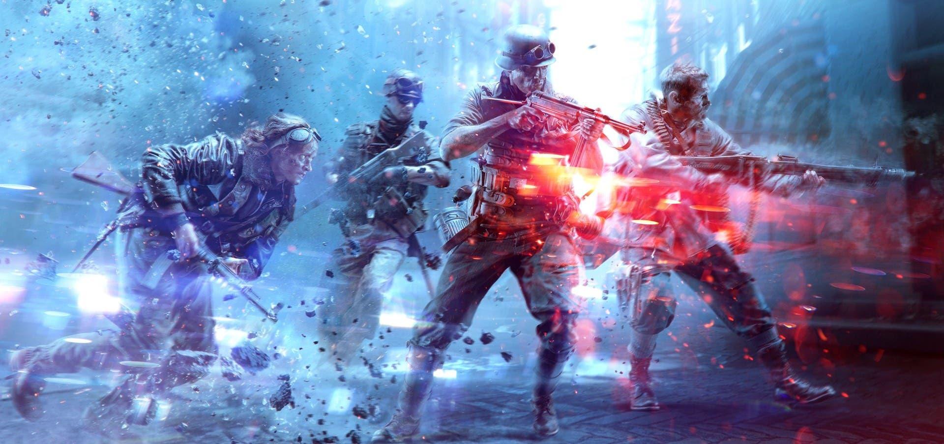 Imagen de Battlefield V señala las mejoras y ajustes de la beta abierta al juego final