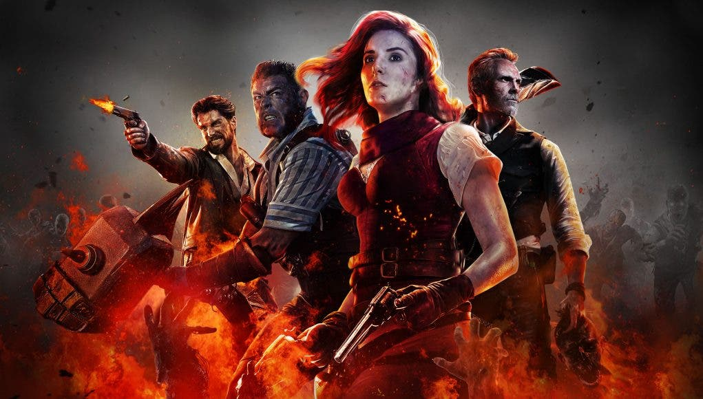 Imagen de Call of Duty: Black Ops 4 recibe un nuevo tráiler con Avenged Sevenfold