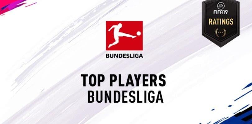 Estos son los mejores jugadores de la Bundesliga en FIFA 19