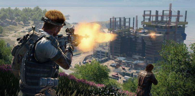 El modo Battle Royale de Call of Duty: Black Ops 4 soporta 80 jugadores