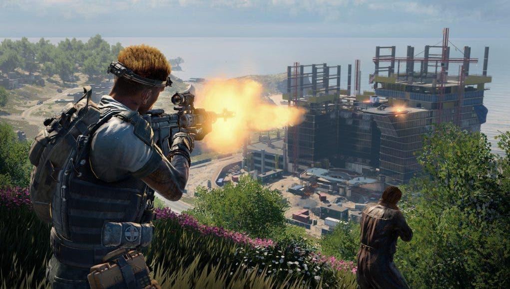 Imagen de La beta de Call of Duty Black Ops 4 Blackout recibe nueva actualización