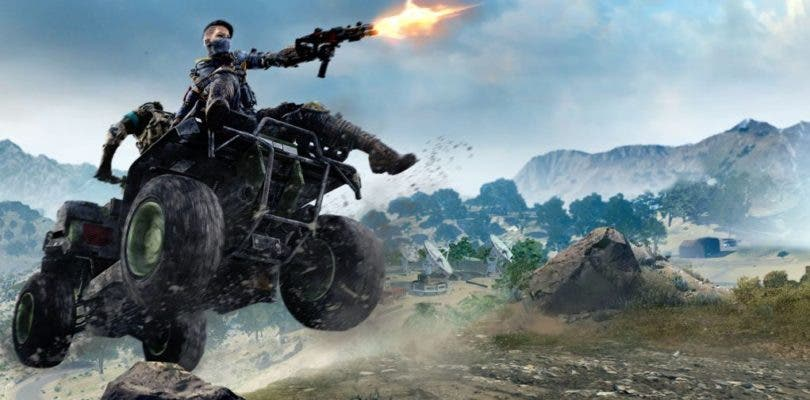 La beta de Call of Duty: Black Ops 4 Blackout alcanza los 100 jugadores