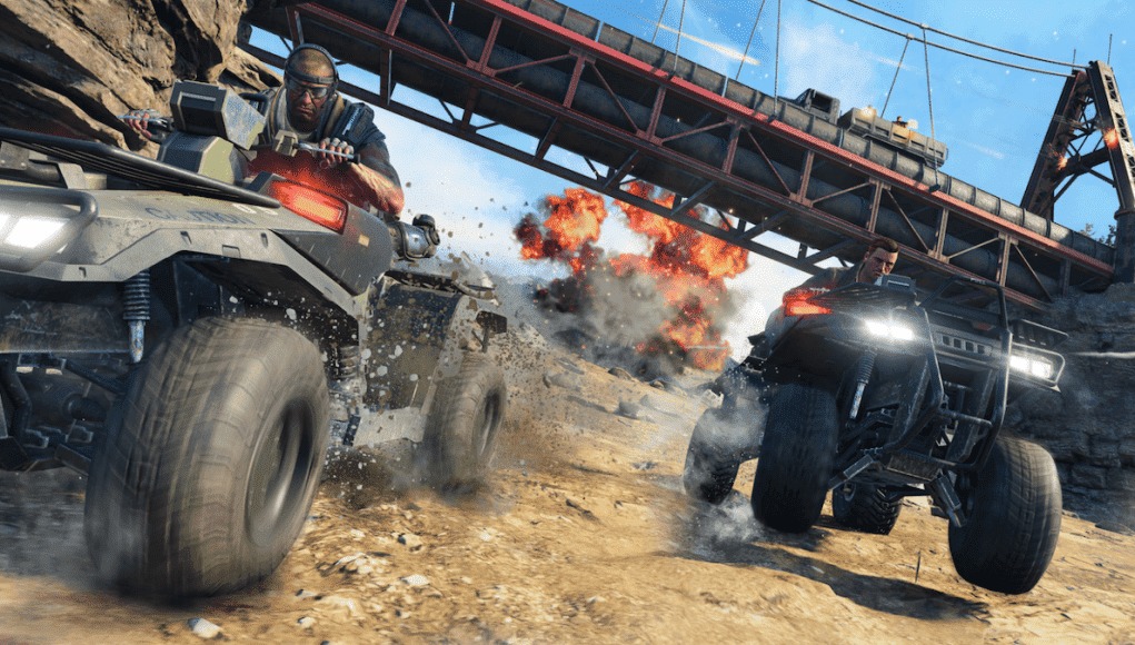 Imagen de El nivel máximo en Call of Duty: Black Ops 4 Blackout es el nivel 80