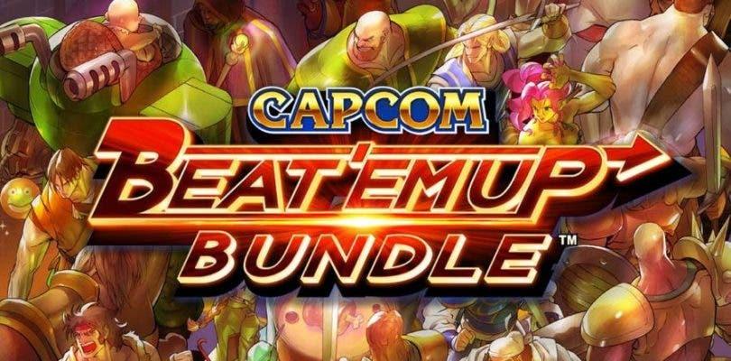 Os mostramos el tráiler de lanzamiento para el recopilatorio Capcom Beat 'Em Up Bundle
