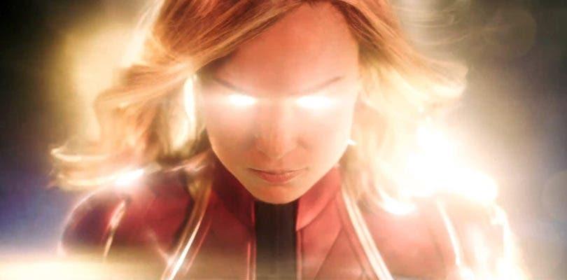 La leyenda galáctica renace en el primer tráiler de Captain Marvel