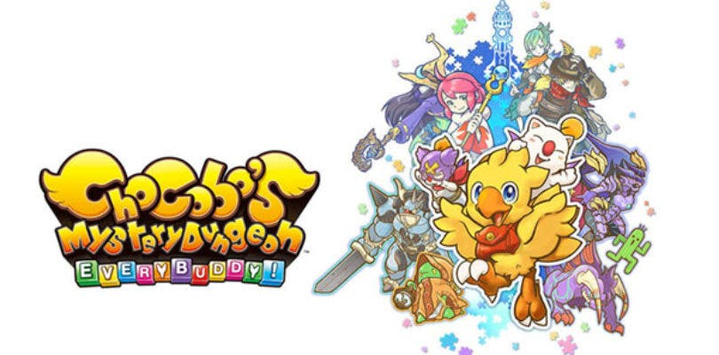 Chocobo's Mystery Dungeon EVERY BUDDY! anunciado para este año en Switch