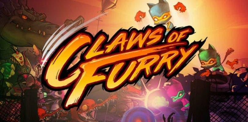 Claws of Furry ya puede ser adquirido y lo festeja con un vídeo
