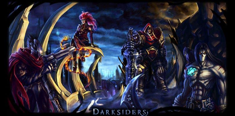 La idea de Gunfire Games sobre la saga Darksiders es tener cuatro entregas