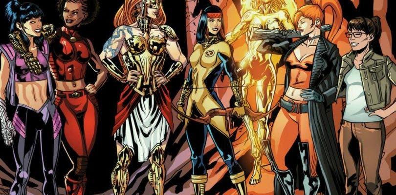 ABC y el guionista de Wonder Woman preparan una serie con las heroínas de Marvel