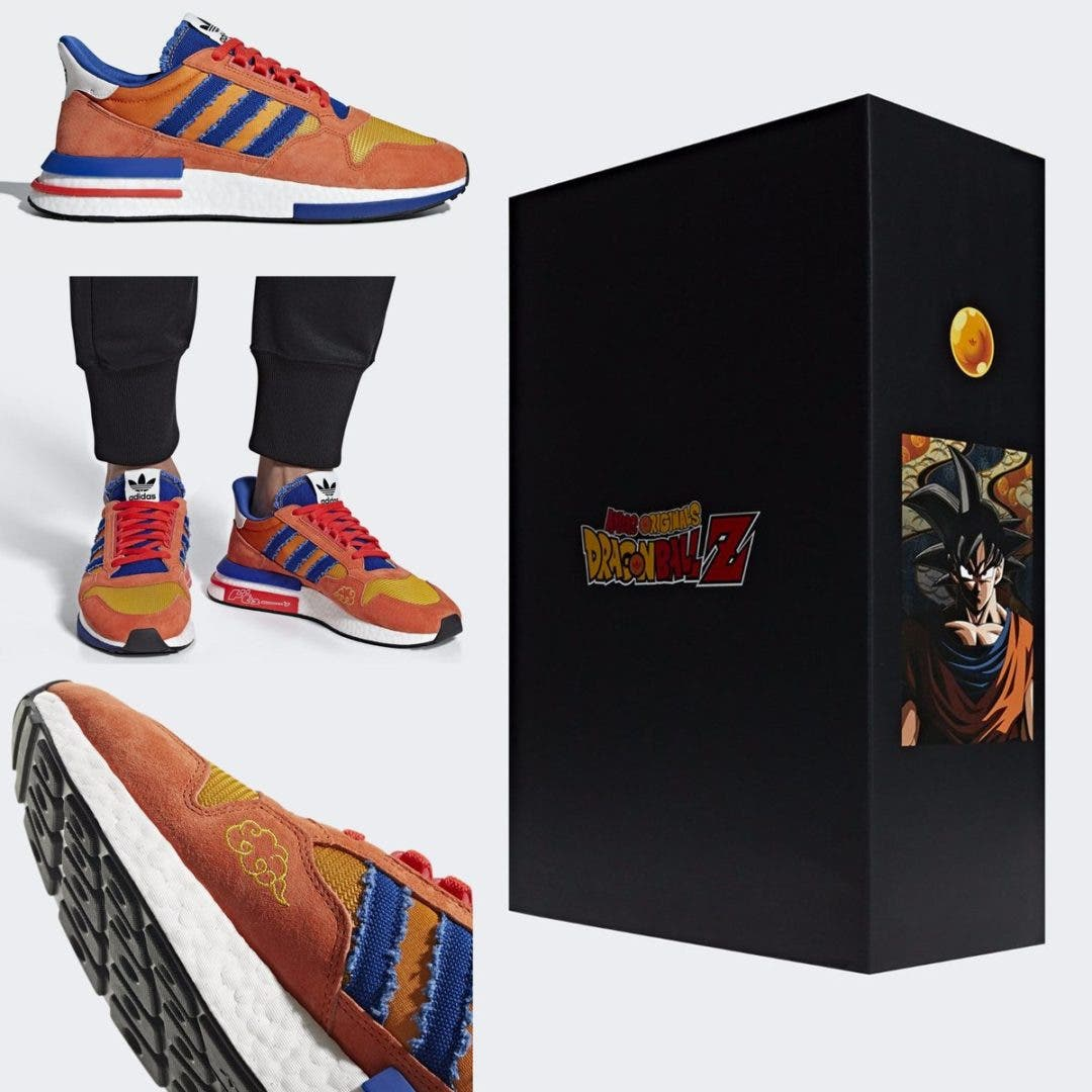 adidas dragon ball zapatillas