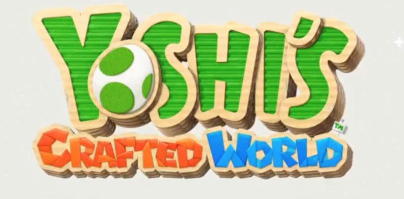 Yoshi Crafted World llegará a Nintendo Switch en primavera de 2019