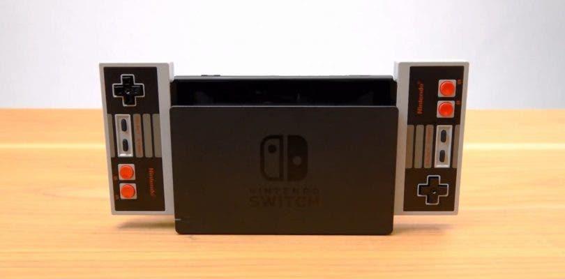 Los Mandos De Nes Llegaran Compatibles A Nintendo Switch