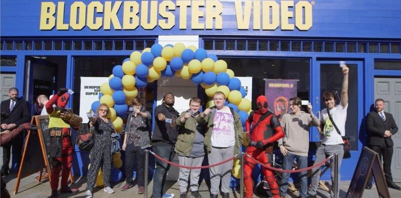 El Blu-ray de Deadpool 2 arrasa en Londres gracias a una ingeniosa campaña de Blockbuster