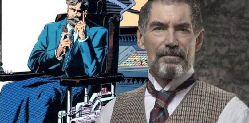 Timothy Dalton será Dr. Niles Caulder en la nueva Doom Patrol de DC