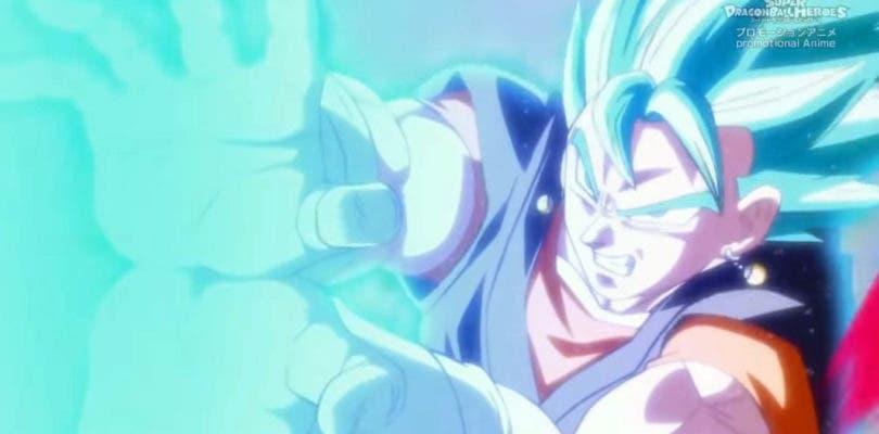 Crítica del episodio 3 de Dragon Ball Heroes: Heil Vegeto Blue Kaio-Ken