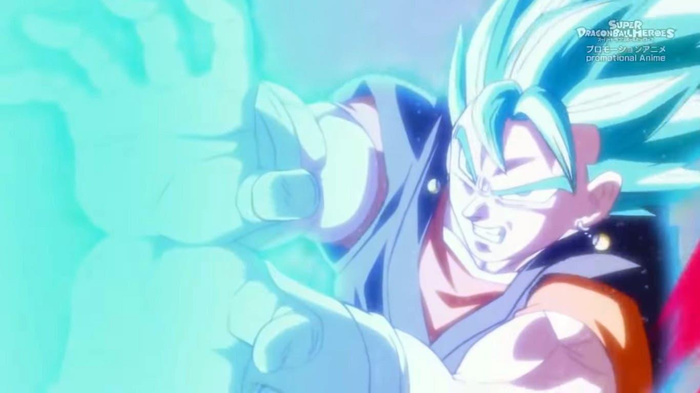 Imagen de Crítica del episodio 3 de Dragon Ball Heroes: Heil Vegeto Blue Kaio-Ken