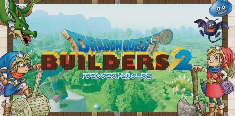 Dragon Quest Builders 2 revela Isla Monzola y a sus habitantes