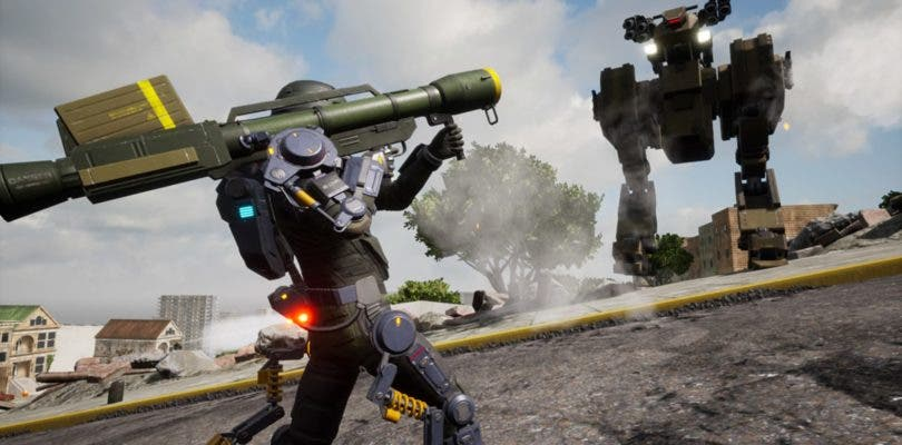Earth Defense Force: Iron Rain ha sido anunciado para Occidente