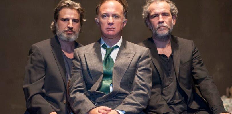 El Rey, con Willy Toledo y Luis Bermejo, se presentará en el Festival de Cine de Sevilla