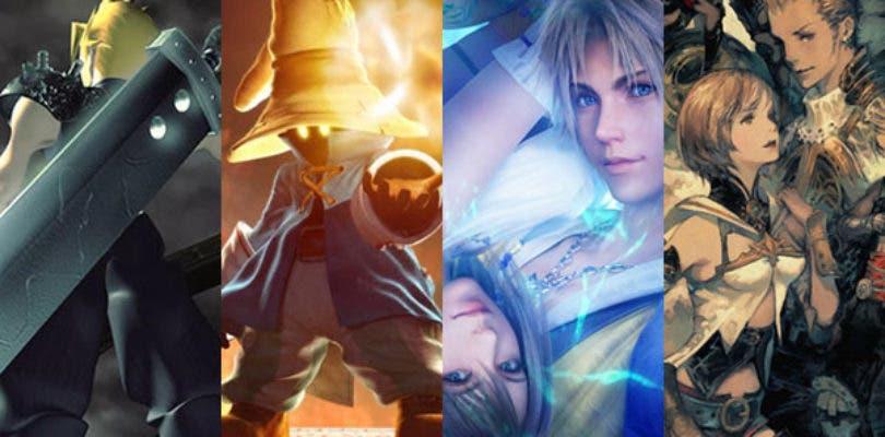 Los juegos de la franquicia Final Fantasy también llegarán a Xbox One