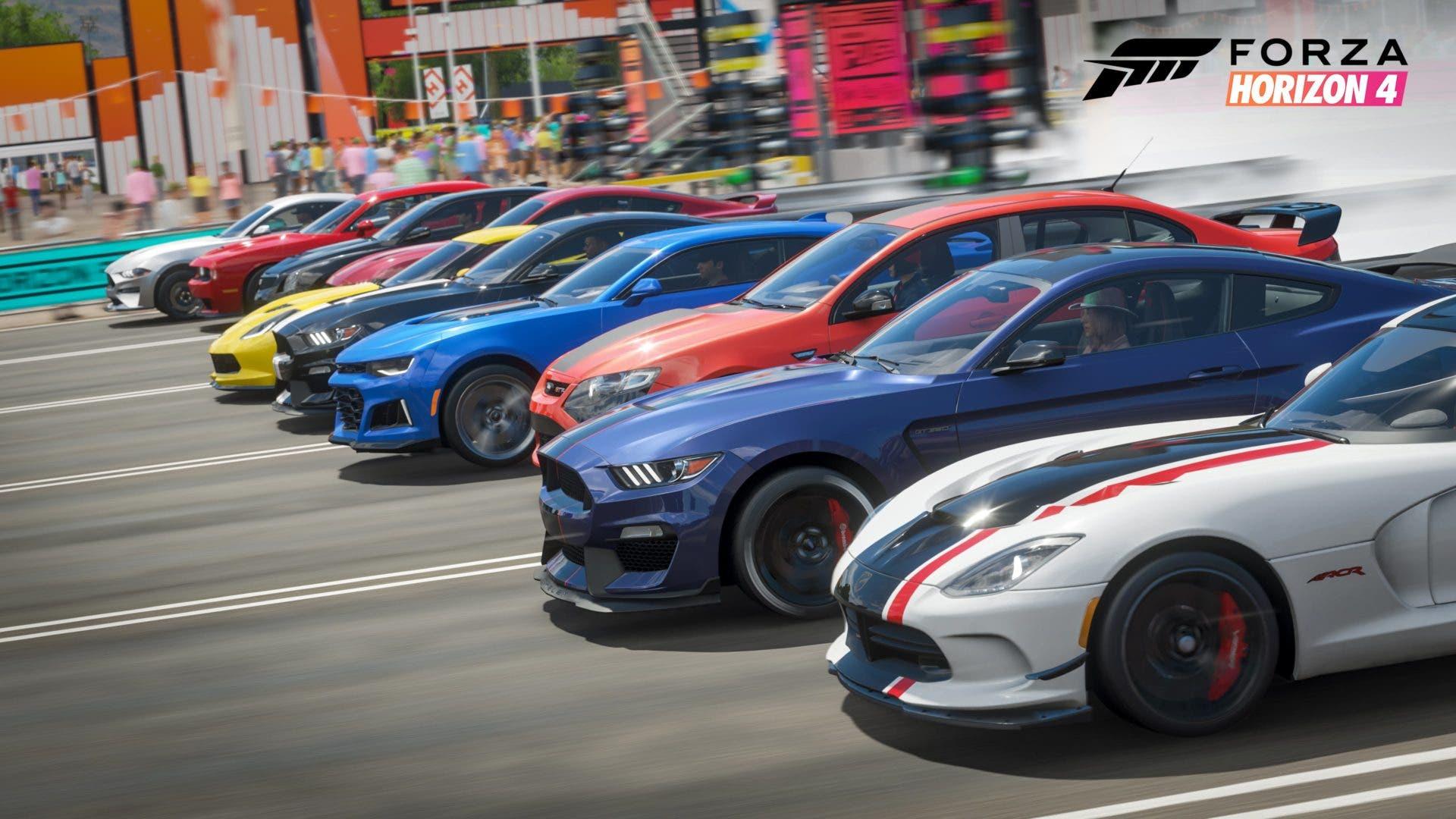 Imagen de Top Gear premia a Forza Horizon 4 como el mejor juego de conducción de la década