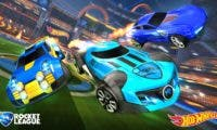 Rocket League celebra el 50 aniversario de Hot Wheels con un nuevo DLC