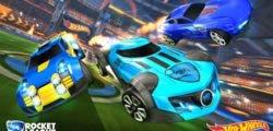 Rocket League celebra el 50 aniversario de Hot Wheels con un nuevo DLC