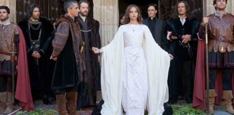 Isabel, la serie histórica de RTVE, se verá en Italia próximamente