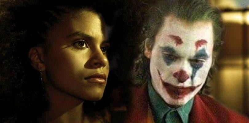 Primera imagen de Zazie Beetz en la nueva película del Joker