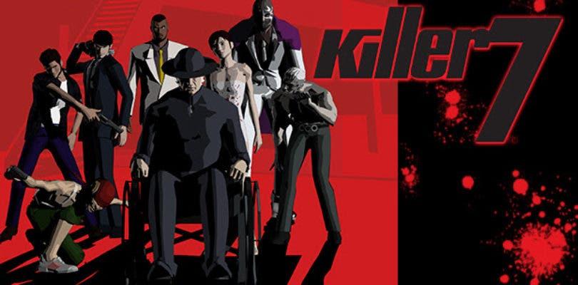 Killer7 nos muestra tres de sus sanguinarios personajes en vídeo