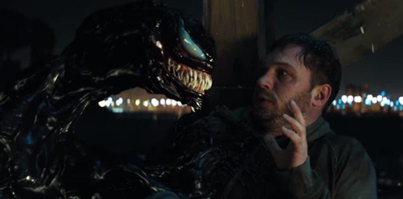 La oscuridad cubre el mundo en el increíble nuevo póster de Venom
