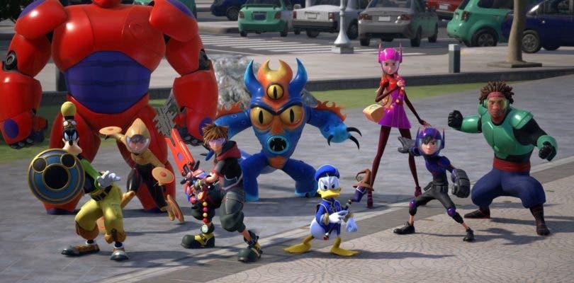 El mundo de Big Hero 6 protagoniza el nuevo gameplay de Kingdom Hearts III