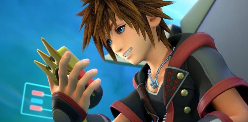 Kingdom Hearts III muestra dos nuevos artworks del personaje de Kairi